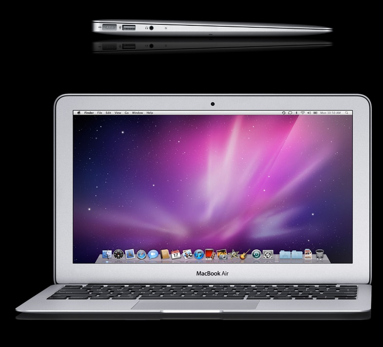 how to change background on macbook air