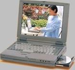 1997: Toshiba Laptop