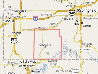 Barry County, Missouri