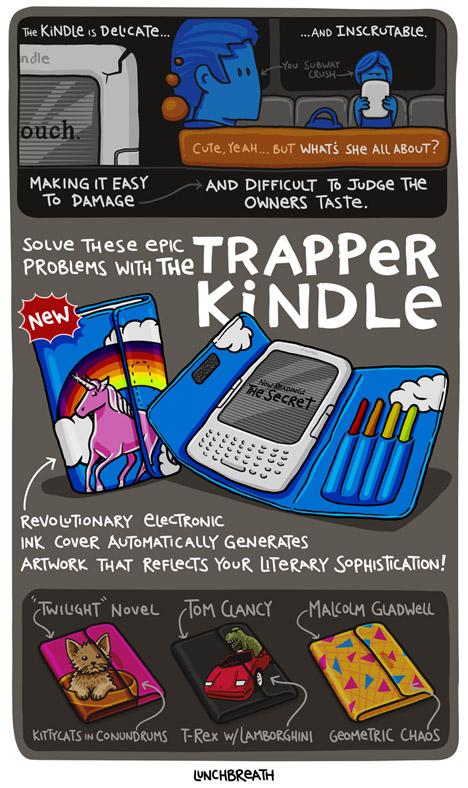 Trapper Kindle