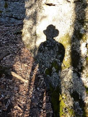 Dayhiker Silhouette