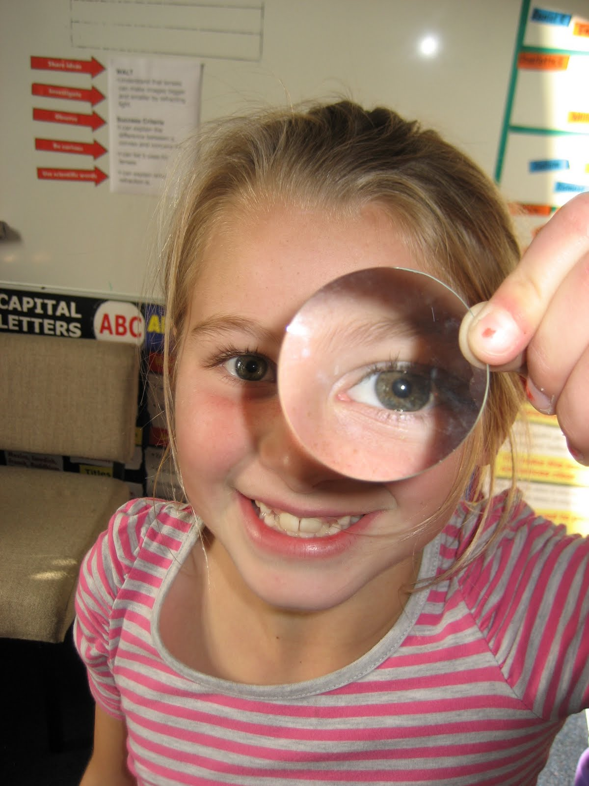 Convex Lens Uses Examples