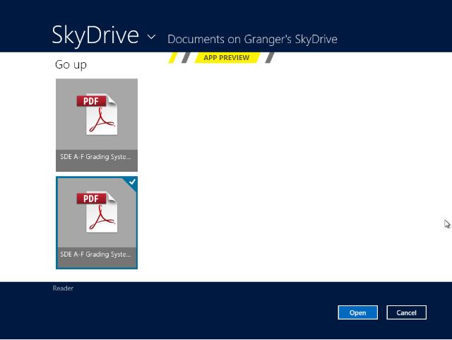 pdf file reader free download for windows 8