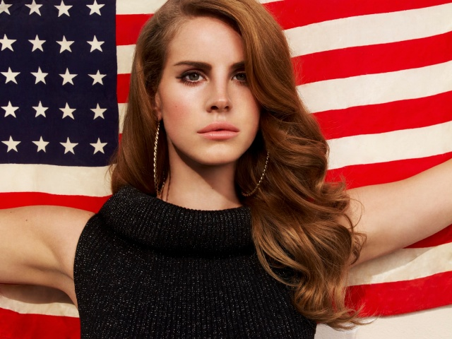 American by Lana del Rey