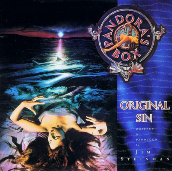Original Sin by Pandora's Box