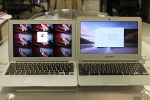 I'll probably eventually replace my MacBook Air with a cheap Chromebook