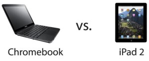 Chromebooks and Chromeboxes make more sense for schools than iPads