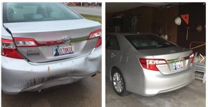Car Repaired!