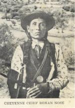 Chief Henry Roman Nose