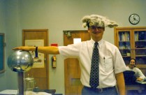Teaching electrostatics back in 1996