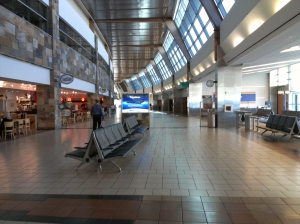 Will Rogers World Airport in Oklahoma City is quite pleasant