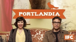 Portlandia is a comedy show set in the city