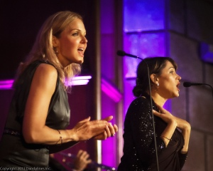 Storm Large & China Forbes