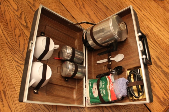The Backup Coffee Kit