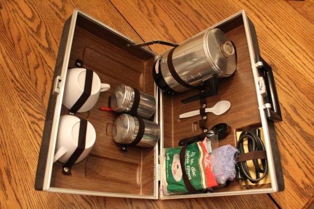 The Backup Coffee Kit