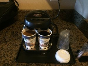 Best Western coffee maker