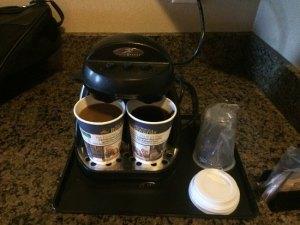 Best Western coffee maker