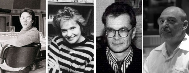 Trevor Horn, Anne Dudley, J.J. Jeczalik, and Gary Langan