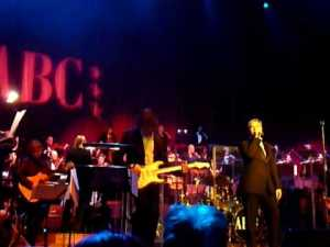 The Lexicon of Love was performed live at the Royal Albert Hall in 2009