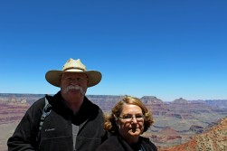 John, Betty, and the Grand Canyon