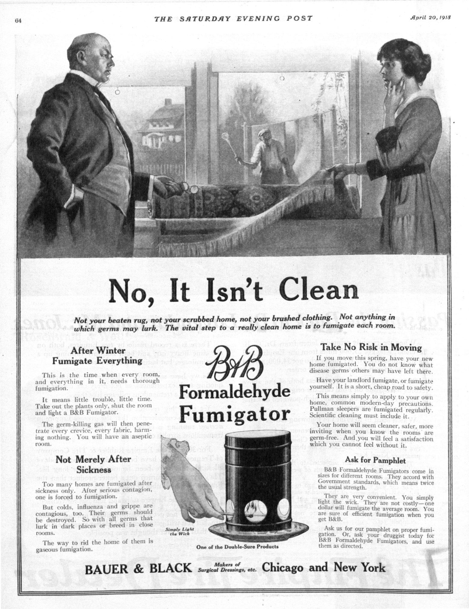 fumigator
