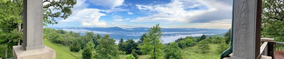 Mount Magazine Panorama